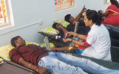 Blood Donation Camp 2017-18
